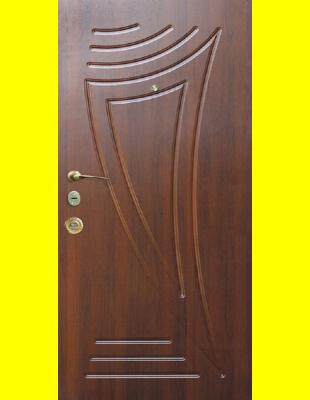 Входные двери недорого Термопласт 142