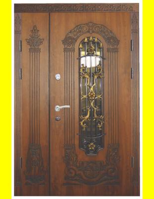 Входные двери недорого Термопласт 15