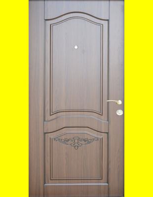 Входные двери недорого Термопласт 162