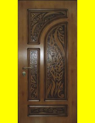 Входные двери недорого Термопласт 165