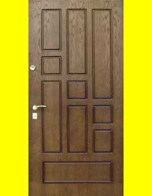 Входные двери недорого Термопласт 166