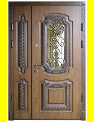 Входные двери недорого Термопласт 17