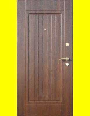 Входные двери недорого Термопласт 171