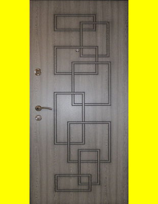 Входные двери недорого Термопласт 175