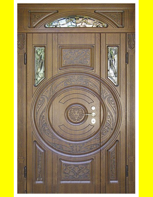 Входные двери недорого Термопласт 19