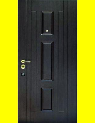 Входные двери недорого Термопласт 196