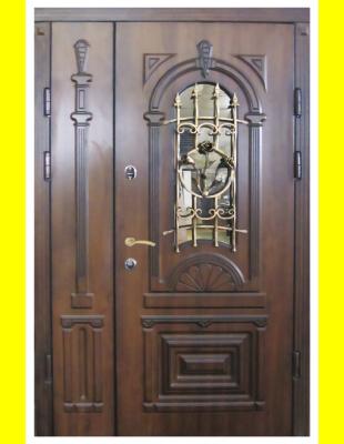 Входные двери недорого Термопласт 22