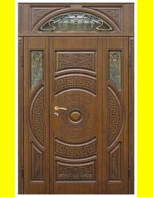 Входные двери недорого Термопласт 23