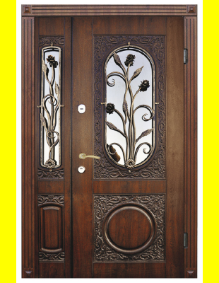 Входные двери недорого Термопласт 26