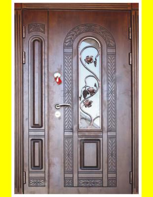 Входные двери недорого Термопласт 32