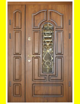 Входные двери недорого Термопласт 33