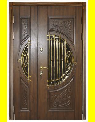 Входные двери недорого Термопласт 35