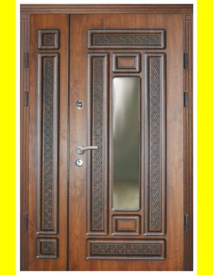 Входные двери недорого Термопласт 36