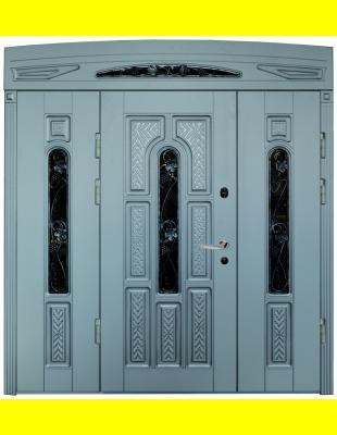 Входные двери недорого Термопласт 38