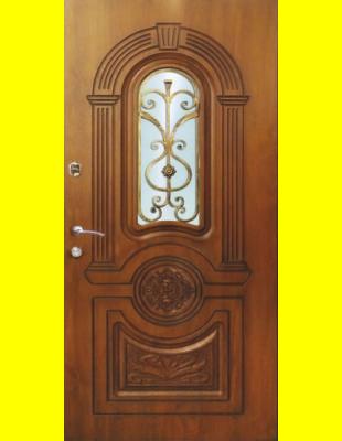 Входные двери недорого Термопласт 55
