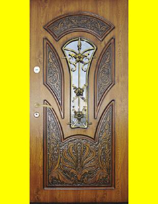 Входные двери недорого Термопласт 56