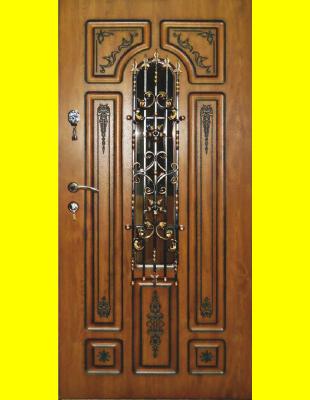 Входные двери недорого Термопласт 58
