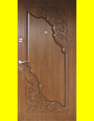 Входные двери недорого Термопласт 68