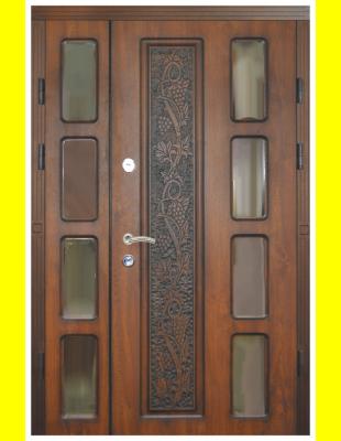 Входные двери недорого Термопласт 7