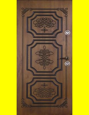Входные двери недорого Термопласт 72