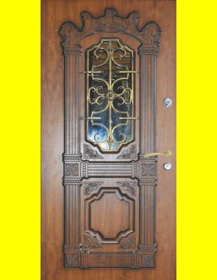 Входные двери недорого Термопласт 76