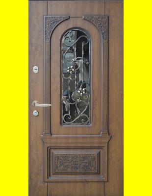 Входные двери недорого Термопласт 87