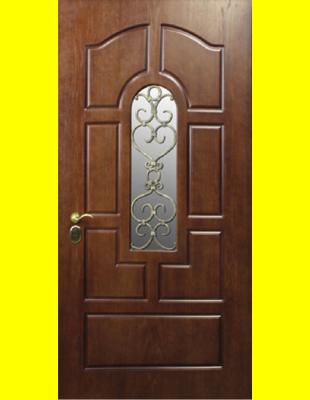 Входные двери недорого Термопласт 89
