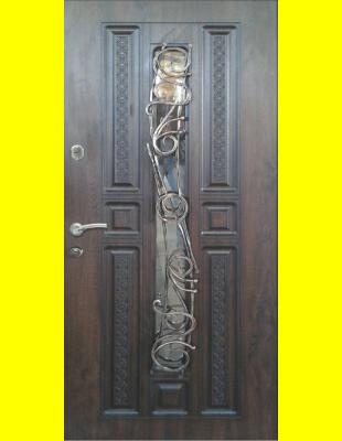 Входные двери недорого Термопласт 93