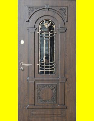 Входные двери недорого Термопласт 98