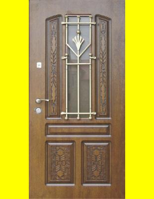 Входные двери недорого Термопласт 99