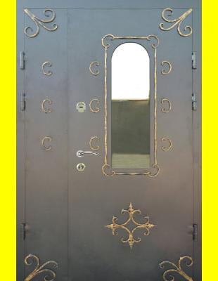 Входные двери недорого Термопласт М-1
