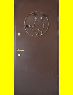 Входные двери недорого Термопласт М-10