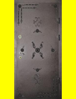 Входные двери недорого Термопласт М-2
