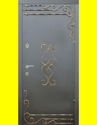 Входные двери недорого Термопласт М-3