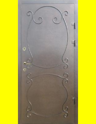 Входные двери недорого Термопласт М-4