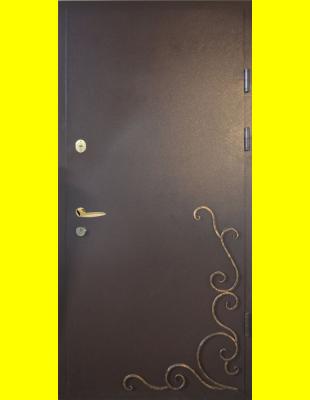 Входные двери недорого Термопласт М-5