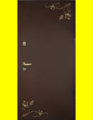 Входные двери недорого Термопласт М-6