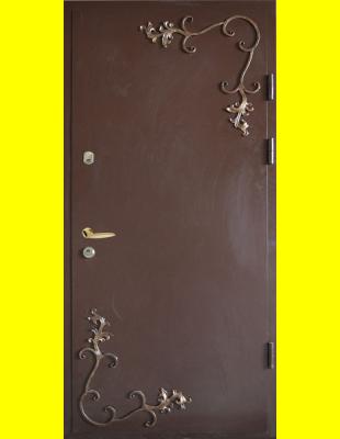 Входные двери недорого Термопласт М-7