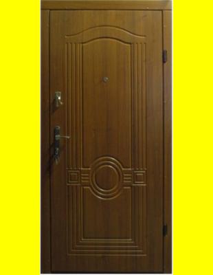 Входные двери недорого Лондон золотой дуб эконом