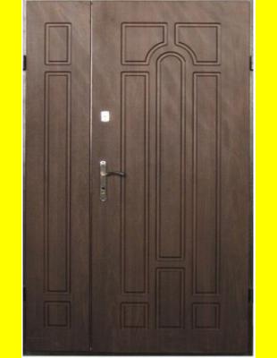 Входные двери недорого Арка полуторка