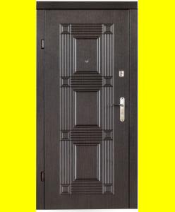 Входные двери Квадро венге