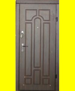 Входные двери Арка